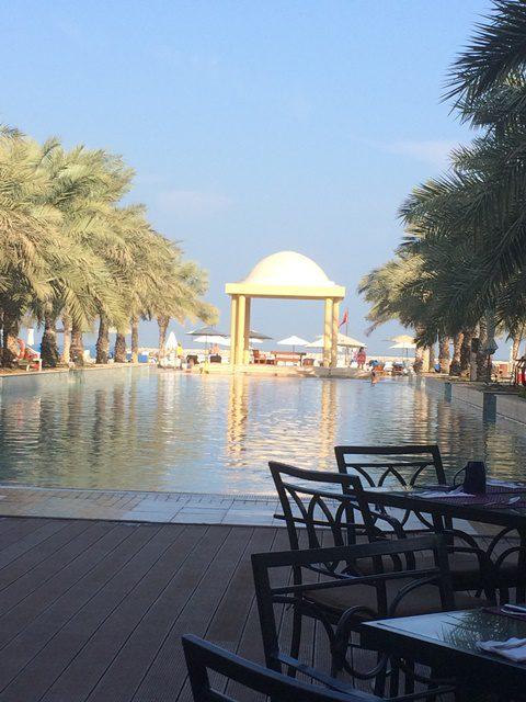 Ras al Khaimah, Hilton, VAE