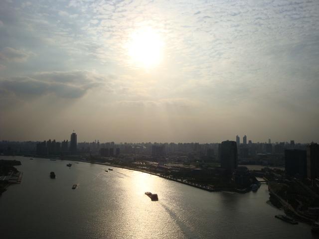 China, Shanghai, Lupu Brücke