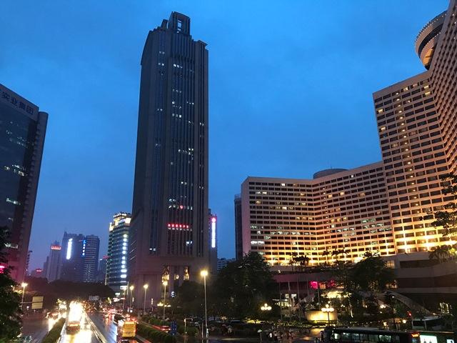 China, Guangdong, Guangzhou