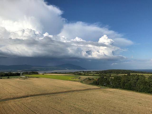 Ile d'Orléans, Quebec, Kanada