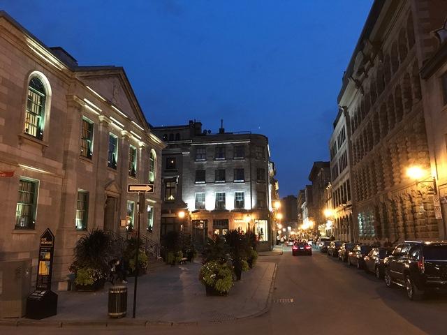 Montreal, Kanada, Vieux Ville, Altstadt