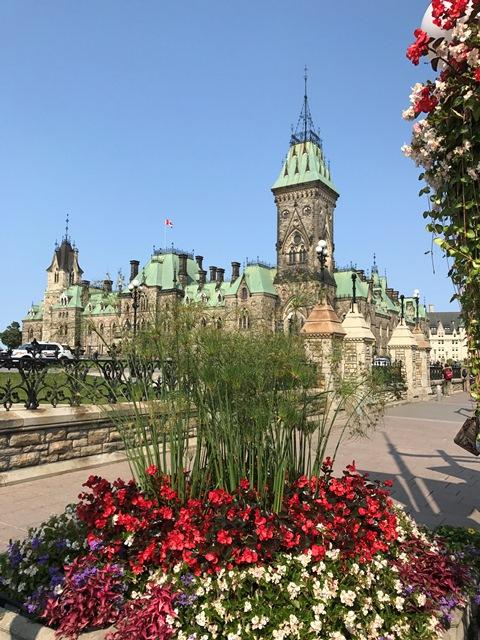 Ottawa, Ontario, Kanada, Hauptstadt, Parlament
