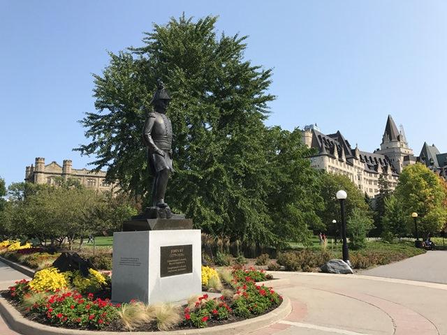 Ottawa, Ontario, Kanada, Rideau Kanal, John By, Bytown