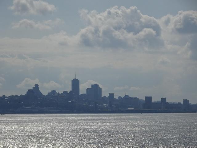 Quebec City, Kanada, Skyline