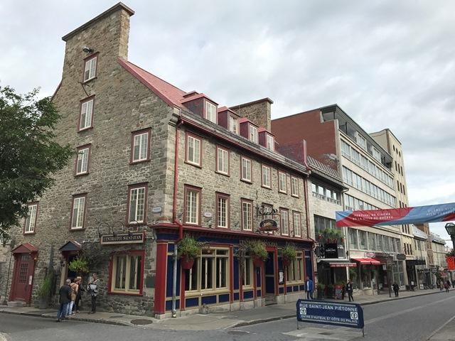 Quebec, Kanada, Vieux Quebec, Oberstadt