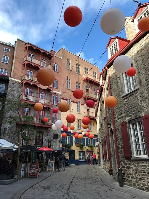 Quebec, Kanada, Vieux Quebec, Unterstadt, Quarter Petit Champlain