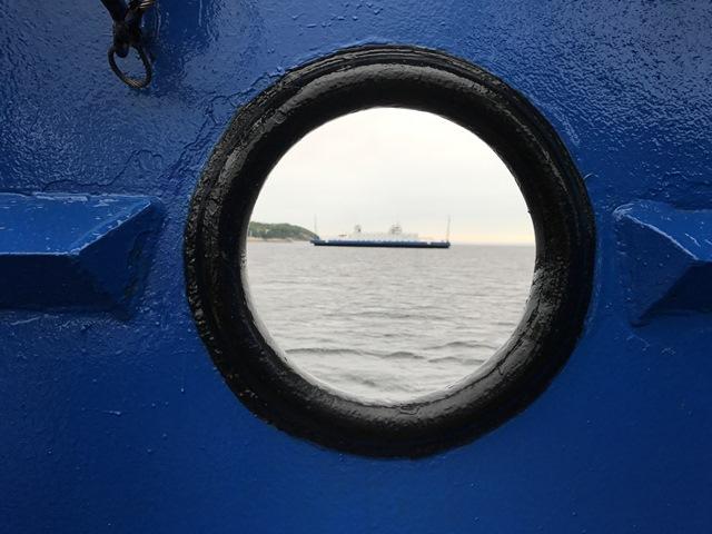 Tadoussac, Sankt Lorenz Strom, Whale Watching, Kanada, Fähre, Saguenay Fjord