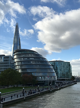 London, England, UK, London-Walk, Sight Seeing, The Shard