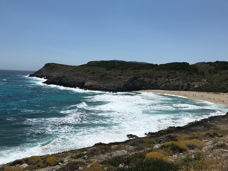 Mallorca, Spanien, Balearen, Cala Torta