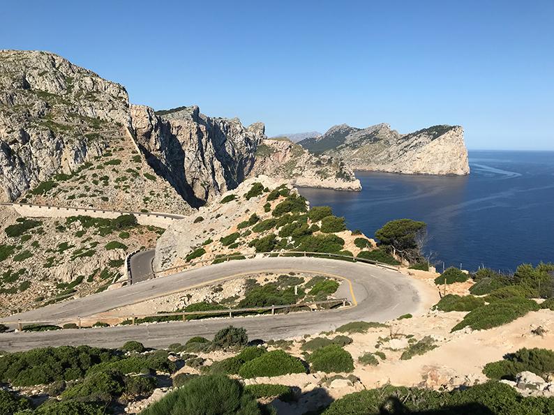 Mallorca, Spanien, Balearen, Nordosten, Road Trip, Cap de Formentor