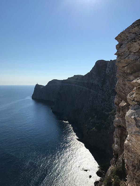Mallorca, Spanien, Balearen, Nordosten, Road Trip, Cap de Formentor, Mirador es Colomer