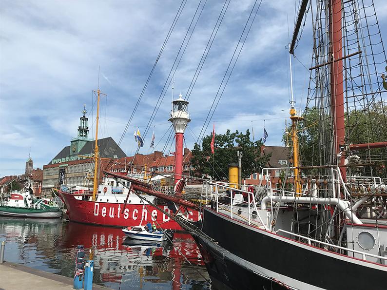 Emden, Ostfriesland, Deutschland, Otto, Dat Otto Huus