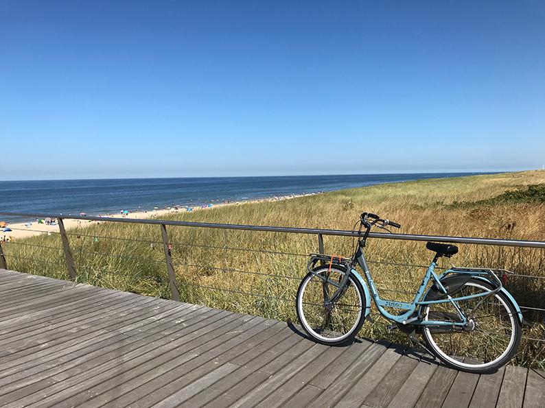 Zeeland, Holland, Niederlande, Egmond aan Zee