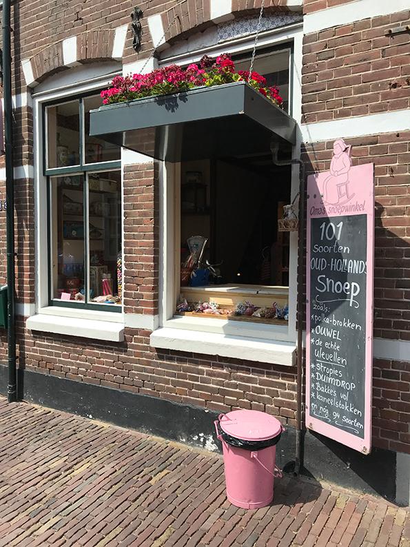 Zeeland, Holland, Niederlande, Veere