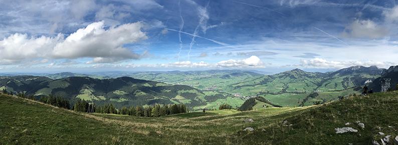 Aescher, Wildkirchli, Ebenalp, Appenzell, Schweiz