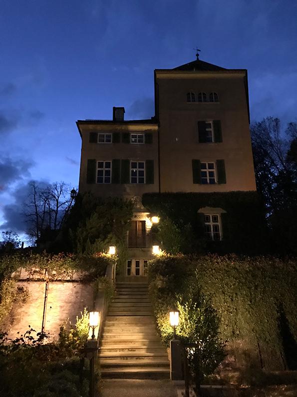 Schloss Schauenstein, Fürstenau, Casa Caminada, Restaurant, Gaul Millau, Schweiz
