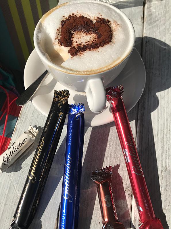 Winterthur, Café, Gottlieber, Hüppen, Schweiz