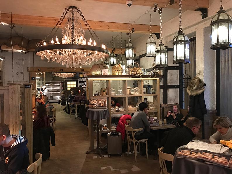 Tallinn, Estland, Baltikum, Reisenotizbuch, Café Rukis