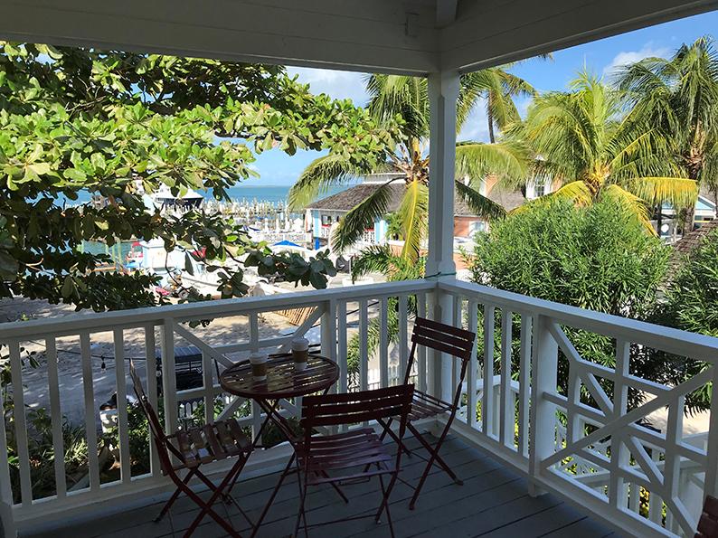 Bahamas, Eleuthera, Harbour Island, Cocoa Coffee House