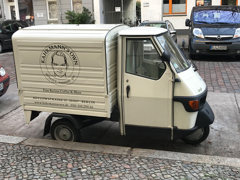 Berlin, Deutschland, Hauptstadt, Prenzlauer Berg, Kahrmann's Own, Beni Beimer