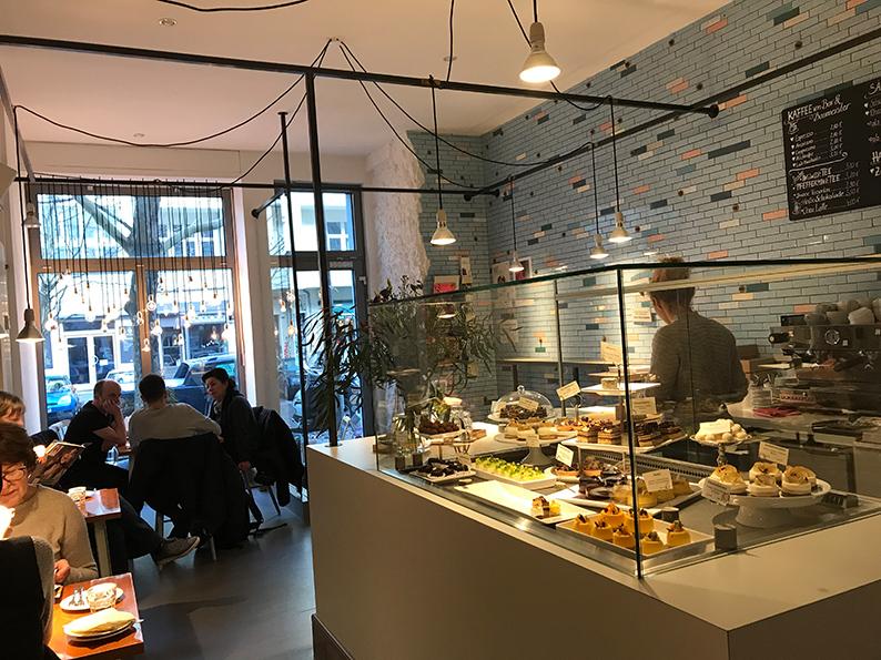 Berlin, Deutschland, Hauptstadt, Prenzlauer Berg,Café Jubel