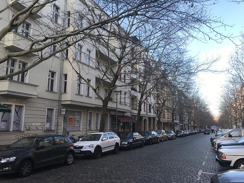 Berlin, Deutschland, Hauptstadt, Prenzlauer Berg, Hufelandstrasse