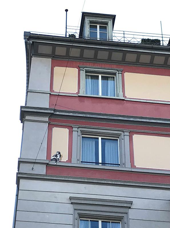 Zürich, Schweiz, Hotel Widder