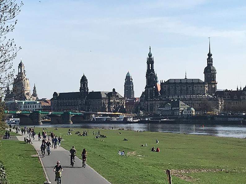 Dresden, DDR, Ostdeutschland, Deutschland