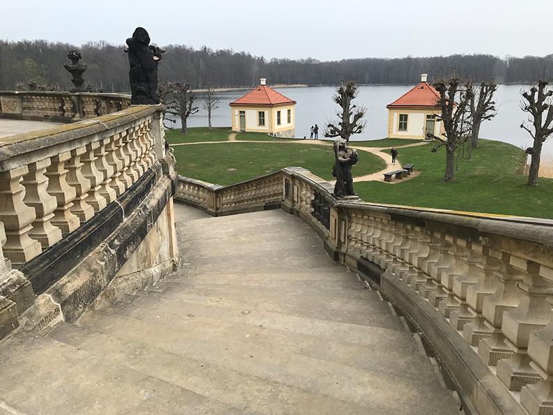 Dresden, DDR, Ostdeutschland, Deutschland, Schloss Moritzburg, Aschenbrödel