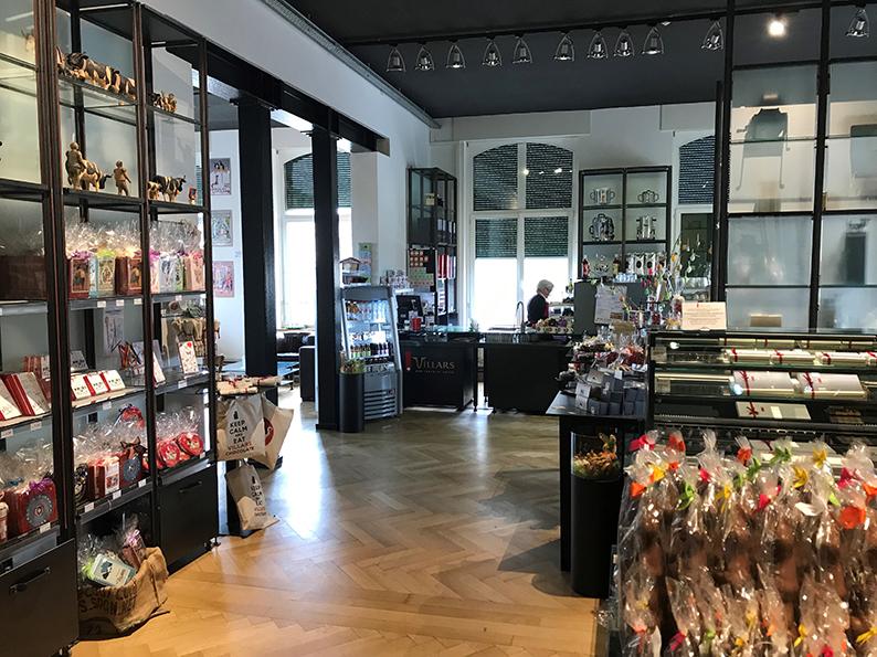 Fribourg, Freiburg, Schweiz, Café Hopping, Chocolat Villars