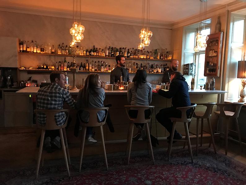 Kopenhagen, Dänemark, Fahrrad, Velo, Ruby Bar