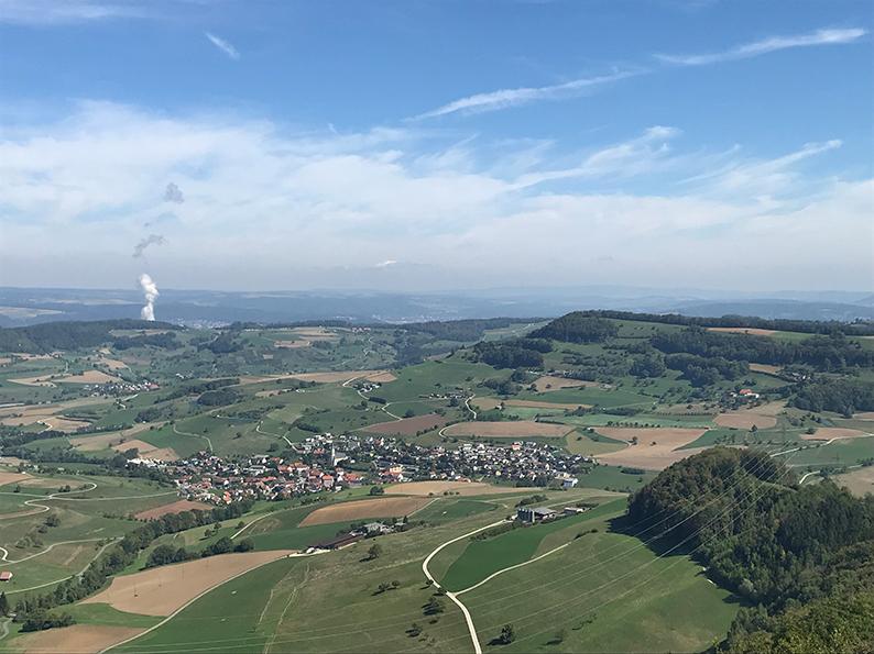 Cheisacherturm, Mönthal, Brugg, Aargau, Schweiz