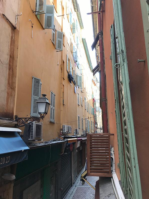 Nizza, Côte d'Azur, Frankreich, Vielle Ville, Appartement Rue de la Boucherie