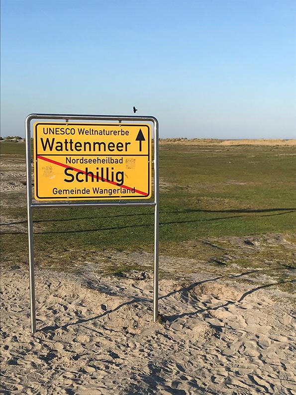 Wattwanderung, Nordsee, Schillig, Deutschland