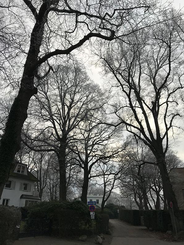 Blankenese, Hamburg, Deutschland, Elbuferweg