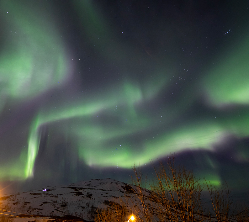 Island, Reykjavik, Polarlichter, Superjeep