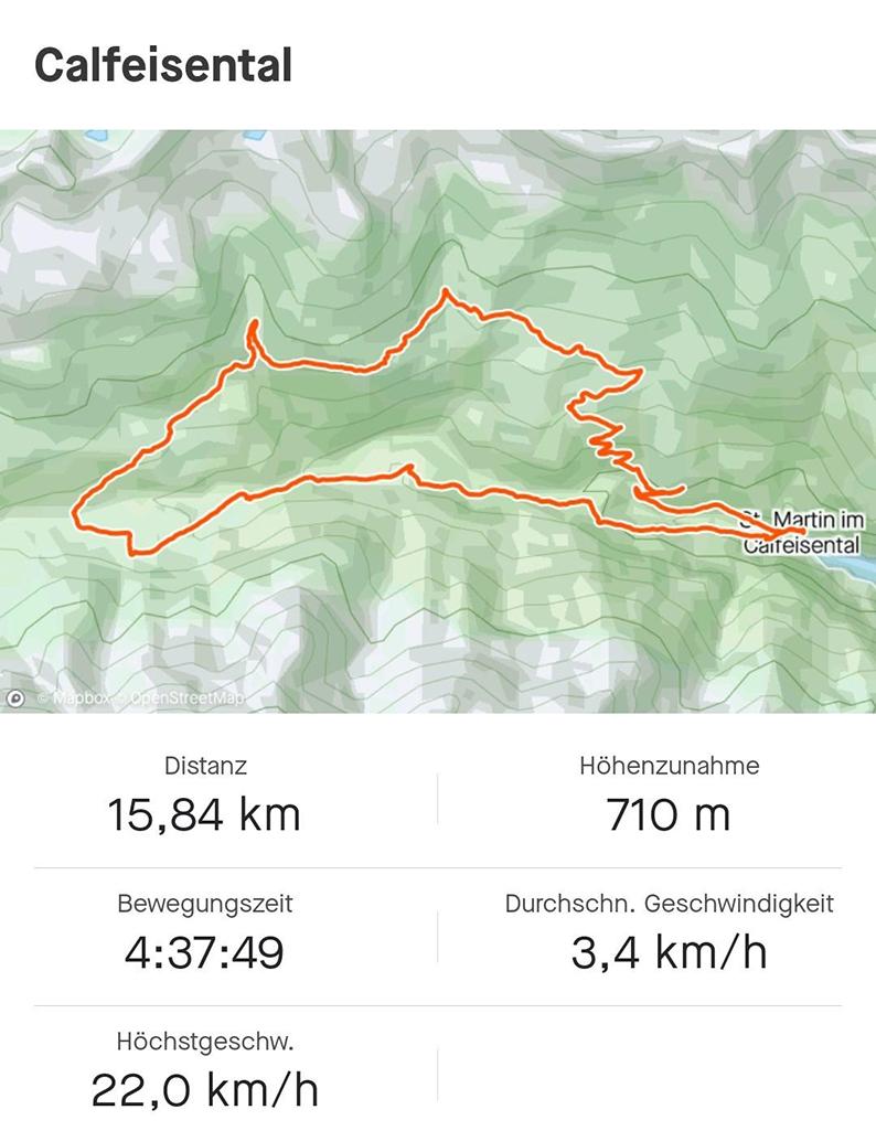 Geheimtipp, Schweiz, Calfeisental