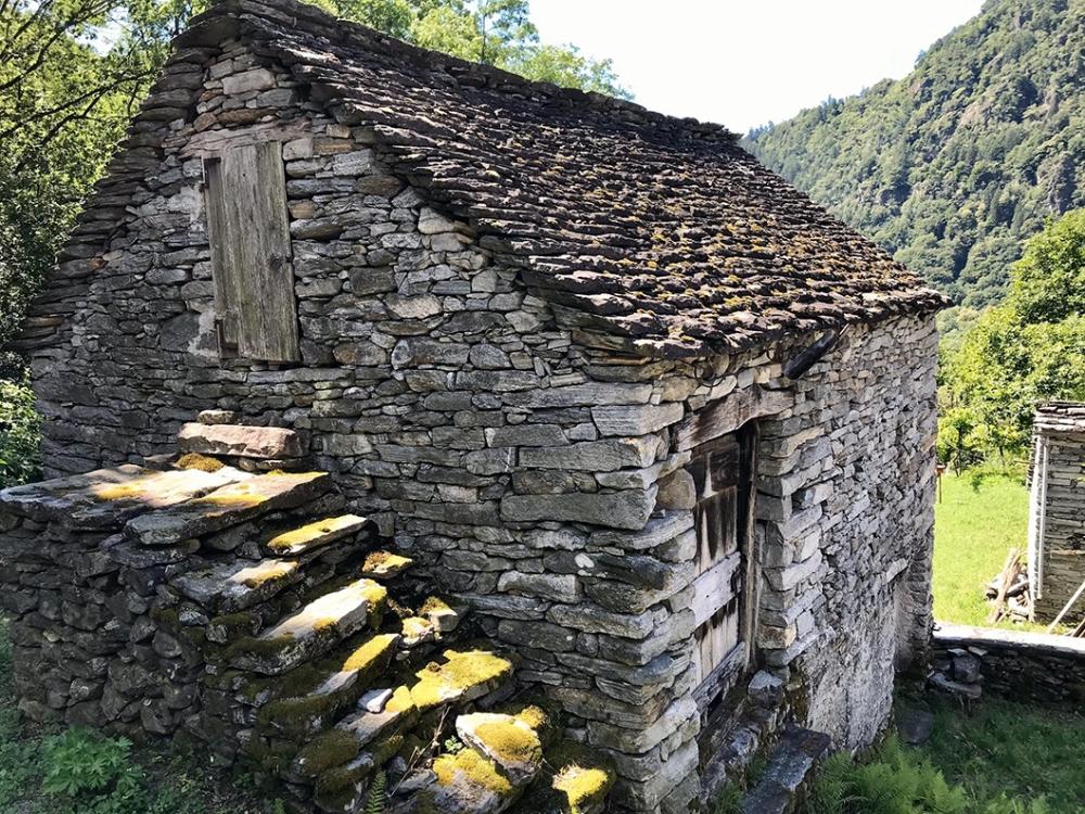 Geheimtipp, Schweiz, Tessin, Maggiatal, Tegna, Avegno, Maggia