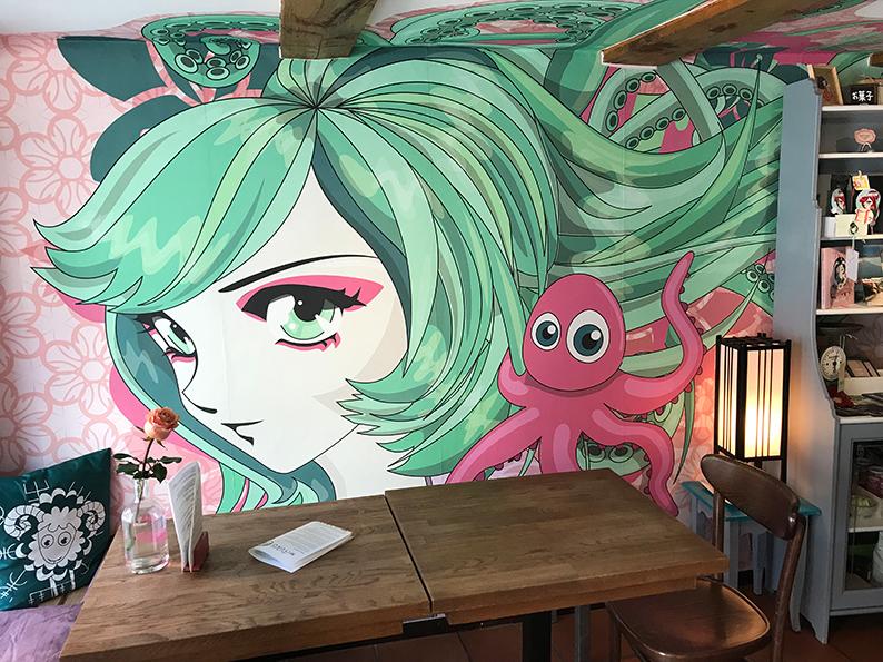 Zürich, Freundinnen-Tag, Café Miyuku, Schweiz
