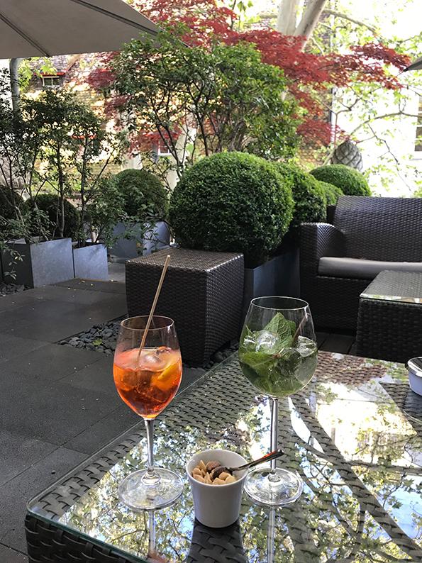Zürich, Freundinnen-Tag, Grieder Rooftop Bar, Schweiz